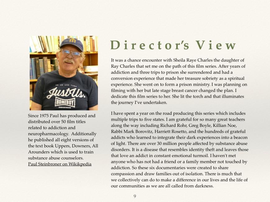 directors view